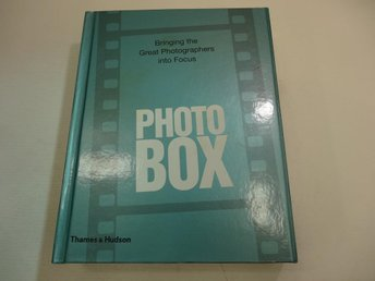 Photo Box - bringing the great photograpers into focus
