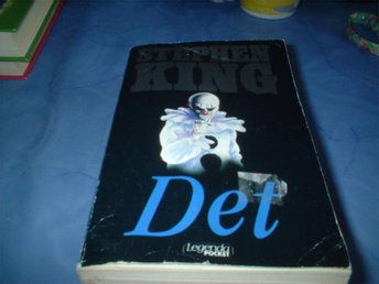 STEPHEN KING:DET DEL:1-POCKET