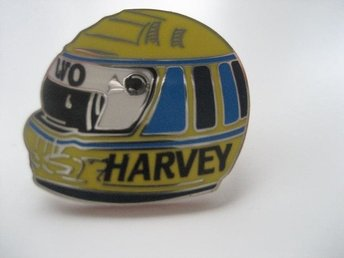 Volvo racing Harvey Pin.