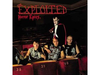 Exploited, The - Horror Epics - LP NY - FRI FRAKT