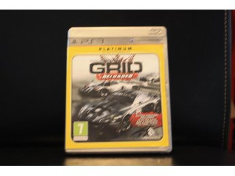 GRID RELOADED PS3