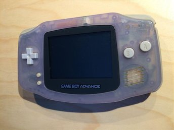 GBA Gameboy advance - Transparent