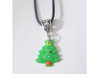 Jul gran halsband / Christmas tree necklace