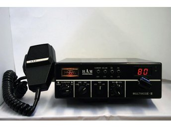 HAM International Multimode-II / Multimode 2 PR-radio / CB-radio