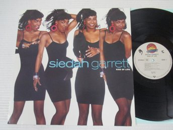 "Siedah Garrett ""Kiss Of Life"""