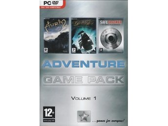 Aura 2/Dead Reefs/Safecracker (PC) - Nossebro - Aura 2/Dead Reefs/Safecracker (PC) - Nossebro