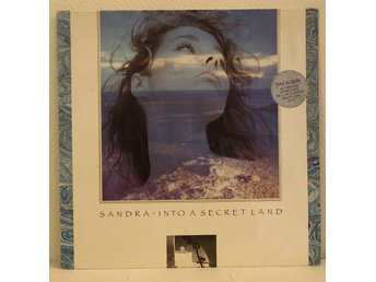 LP. SANDRA - INTO A SECRET LAND.