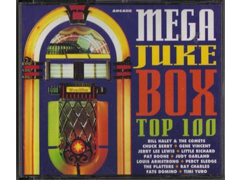 MEGA JUKE BOX TOP 100  4-CD