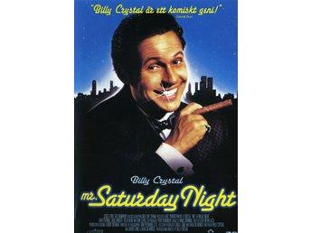 Mr. Saturday Night (DVD), Komedi med Billy Crystal - Sundbyberg - Mr. Saturday Night (DVD), Komedi med Billy Crystal - Sundbyberg