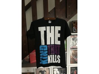 The Kind That Kills t-shirt (small) (Hardcore Punk)