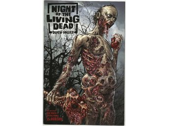 Night of The Living Dead: Death Valley # 2 Gore Cover NM Ny Import - Vikingstad - Night of The Living Dead: Death Valley # 2 Gore Cover NM Ny Import - Vikingstad