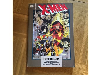 The uncanny X-Men from the ashes (claremont)