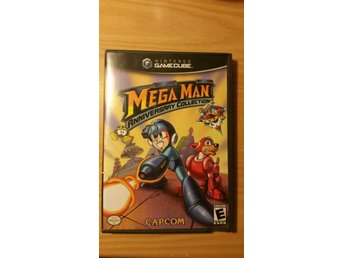 Megaman Anniversary Collection NTSC