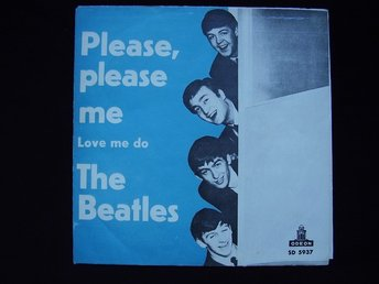 The Beatles   45/PS  1963
