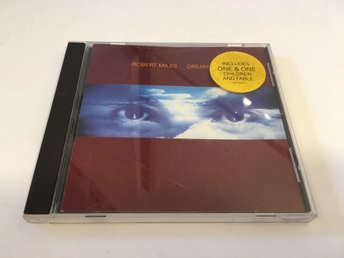 CD-skiva - Robert Miles - Dreamland - 1996