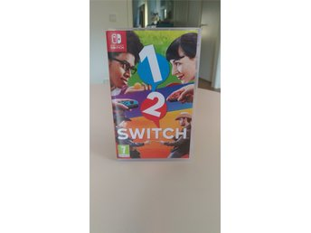 Nintendo Switch - 1 2 Switch