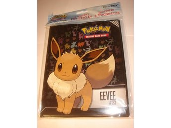 NYTT  POKEMON ALBUM    EEVEE ( UMBREON JOLTEON SYLVEON )