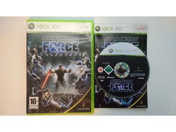 Xbox 360: Star Wars: The Force Unleashed