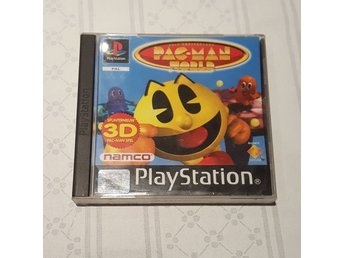 Pac-Man World PS1