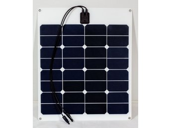 SOLPANEL 50W Superflex 540x650x3mm