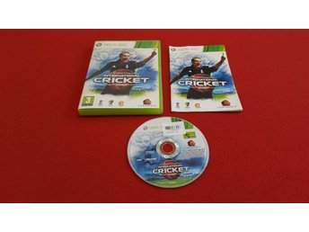 INTERNATIONAL CRICKET 2010 till Xbox 360