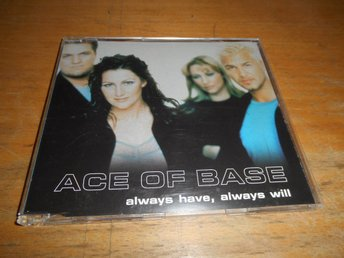 Ace Of Base - Always Have Always Will (CD-maxi) NM