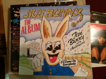 LP  Jive Bunny The album