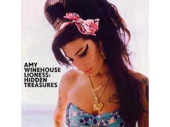 Winehouse Amy: Lioness / Hidden treasures (2 Vinyl LP)