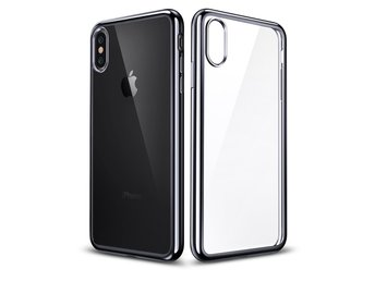iPhone XS Max Skal SILVER