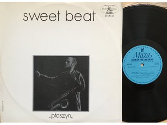 JAN PTASZYN WRO'BLEWSKI, LP. SWEET BEAT. POLEN 1972.