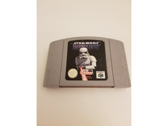Nintendo - N64 - Star Wars Shadow of the Empire