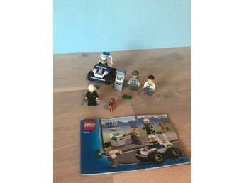 Lego - 7279 - Police minifig collection