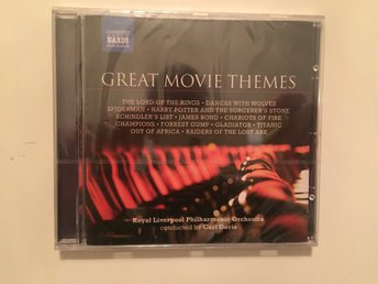 Royal Liverpool Philharmonic Orchestra,  Carl Davis – Great Movie Themes