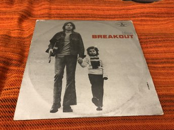 BREAKOUT blues POLSK PROG HARD ROCK BLUES ROCK muza LP