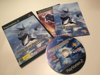 Playstation 2 PS2 Ace Combat Distant Thunder CIB