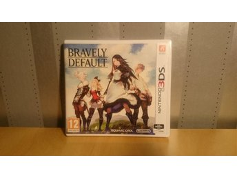 Bravely Default [3DS]
