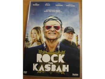 ROCK THE KASBAH - BILL MURRAY, BRUCE WILLIS - DVD 2016 - Hörby - ROCK THE KASBAH - BILL MURRAY, BRUCE WILLIS - DVD 2016 - Hörby