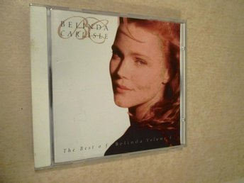 Belinda Carlisle - The Best Of Belinda Volume 1 - FINT SKICK! - Stockholm - Belinda Carlisle - The Best Of Belinda Volume 1 - FINT SKICK! - Stockholm
