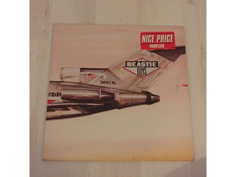 BEASTIE BOYS - LICENSED TO ILL. (GATEFOLD LP)
