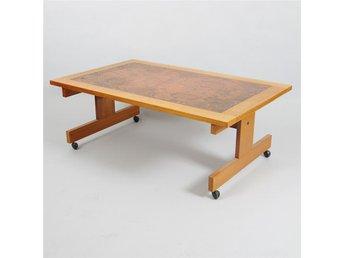 Soffbord Vintage : Retro soffbord tal bord kocks möbelfabrik vintage på