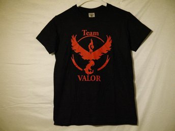 Barn T-Shirt - Team Valor - Strl XL