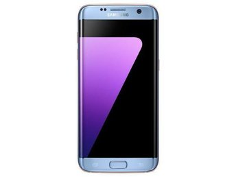 Samsung Galaxy S7 / Edge / 32GB - Korallblå