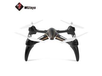 WLtoys Q393 RC Drone RTF Dual-way 2.4GHz 4CH / Headless Mode / Air Press Altitud - Boras - WLtoys Q393 RC Drone RTF Dual-way 2.4GHz 4CH / Headless Mode / Air Press Altitud - Boras