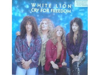 White Lion Titel* Cry For Freedom* 7