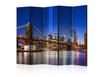 Rumsavdelare - Blue New York II Room Dividers 225x172