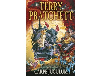 Carpe Jugulum - A Discworld Novel (Bok)
