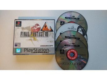 PlayStation/PS1: Final Fantasy VIII 8