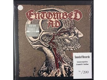 ENTOMBED A.D. Dead Dawn (White vinyl, ltd to 200) LP