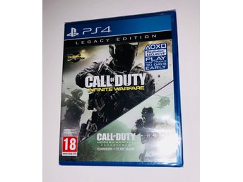 Call of Duty Infinite Warfare LEGACY EDITION // Ps4 // INPLASTAD