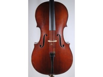 En fin Tysk begagnad cello 1890 used cello for sale